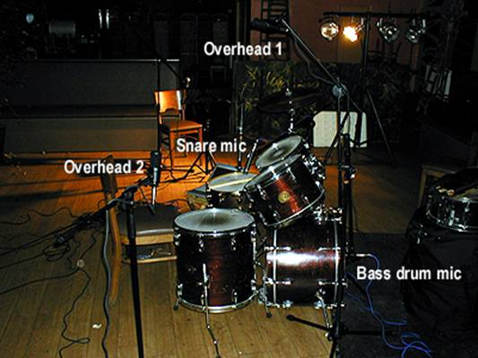 the glyn johns method of recording drums. Black Bedroom Furniture Sets. Home Design Ideas